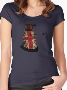Dalek - Doctor Who Women's Fitted Scoop T-Shirt