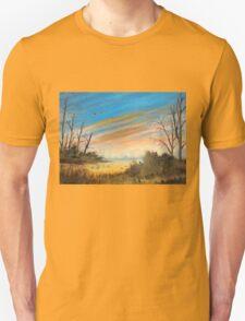 Evening Duck Hunters Unisex T-Shirt