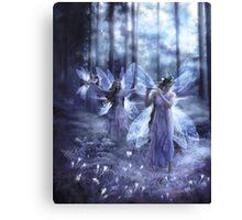 Night Fairy Song Canvas Print
