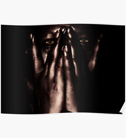 not my dark soul.. Poster