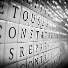Travel BW - Paris Concorde Metro Station by lesslinear