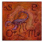 Zodiac ~ Scorpio by Clint Smith