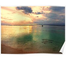 Golden lagoon Poster