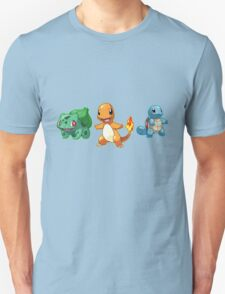 Pokemon Starter T-Shirt