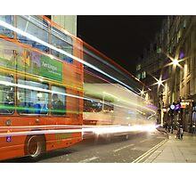 London / Buses, England, UK *  Photographic Print