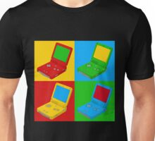 Game Boy Pop Art Unisex T-Shirt