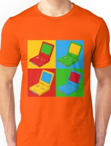 Game Boy Pop Art Unisex T-Shirt