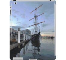 Tall Ship, Fleet Review, Darling Harbour, Sydney 2013 iPad Case/Skin