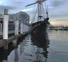 Tall Ship, Fleet Review, Darling Harbour, Sydney 2013 Sticker