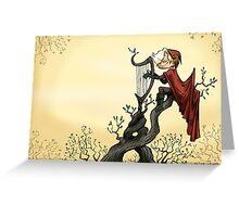WU - Tree  Greeting Card