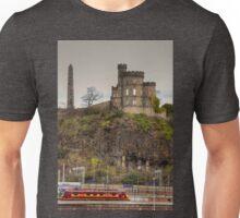 Jails, Obelisks and Trains Unisex T-Shirt