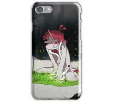 WU - December  iPhone Case/Skin