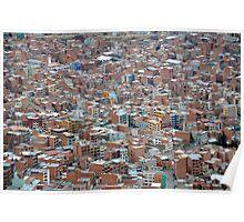 El Alto, Bolivia, 2011. Poster