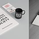 EA corporate identity.1. (Cambridge Univercity Eurasia Society) by MariaMukha