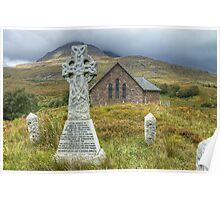 The Church By Torridon Poster