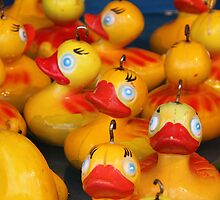 Rubber Ducky by Emma Holmes