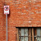 No Parking by Robert Baker