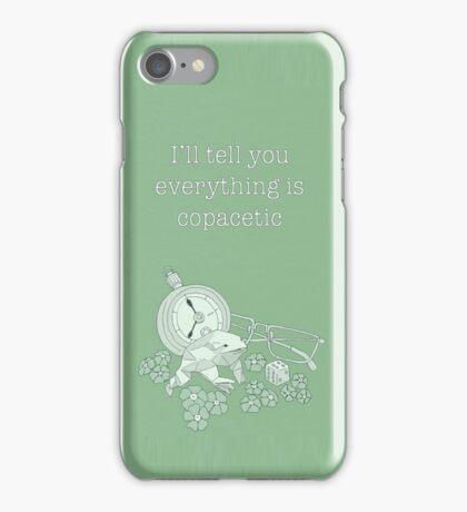 Copacetic iPhone Case/Skin