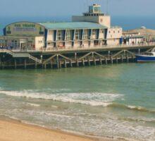 Bournemouth Pier Sticker