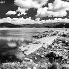 Studying Lake Jemez in the Valles Grande by Robert Kelch, M.D.