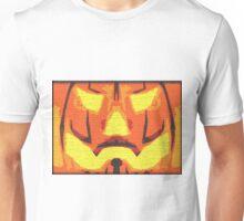 Anonymous Pumpkin Unisex T-Shirt
