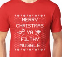 Potter Muggle Quotes Unisex T-Shirt