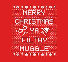Potter Muggle Quotes Unisex T-Shirt
