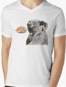 Raise your Koala well Mens V-Neck T-Shirt
