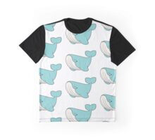 lou, the whale Graphic T-Shirt