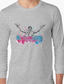 El Tigre Chino Long Sleeve T-Shirt