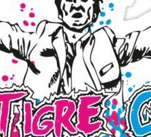 El Tigre Chino Sticker