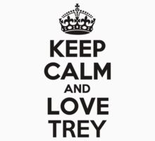 Keep Calm and Love TREY Kids Clothes