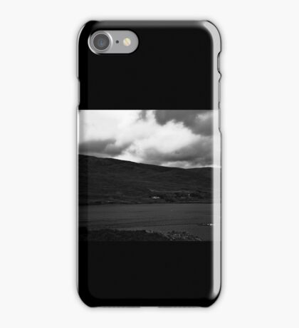 Ireland in Mono: Feels Just Like The Shapeless Oceans Cold iPhone Case/Skin