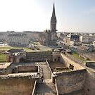 William The Conqueror's Home, Caen, France 2012 by muz2142