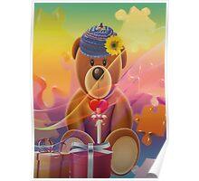 Mr.Teddy Bear Poster
