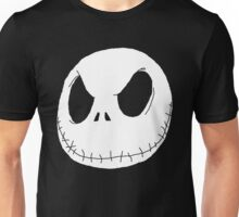 Jack Skellington (White) Unisex T-Shirt