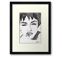 Madonna 4 Framed Print