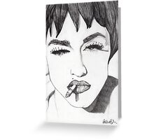Madonna 4 Greeting Card