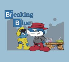 Breaking Blue by barry neeson