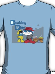 Breaking Blue T-Shirt