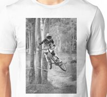Riding High BW Unisex T-Shirt