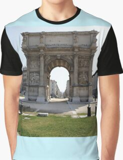Marseillais Arch, Marseilles, France 2012 Graphic T-Shirt