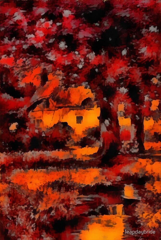 Deep Autumn by leapdaybride
