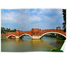 Brigde of Verona Poster