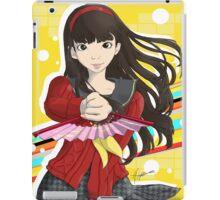 Yukiko Amagi iPad Case/Skin