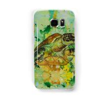 india ink green  Samsung Galaxy Case/Skin