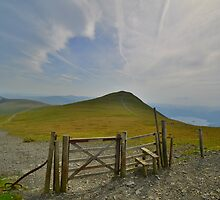 The Lake District: Gateway to Skiddaw Little Man by Rob Parsons