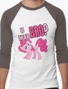 U MAD BRO? Men's Baseball ¾ T-Shirt