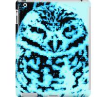 Ice Owl iPad Case/Skin