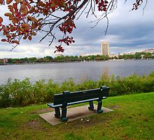 Charles River by Eugenia Gorac